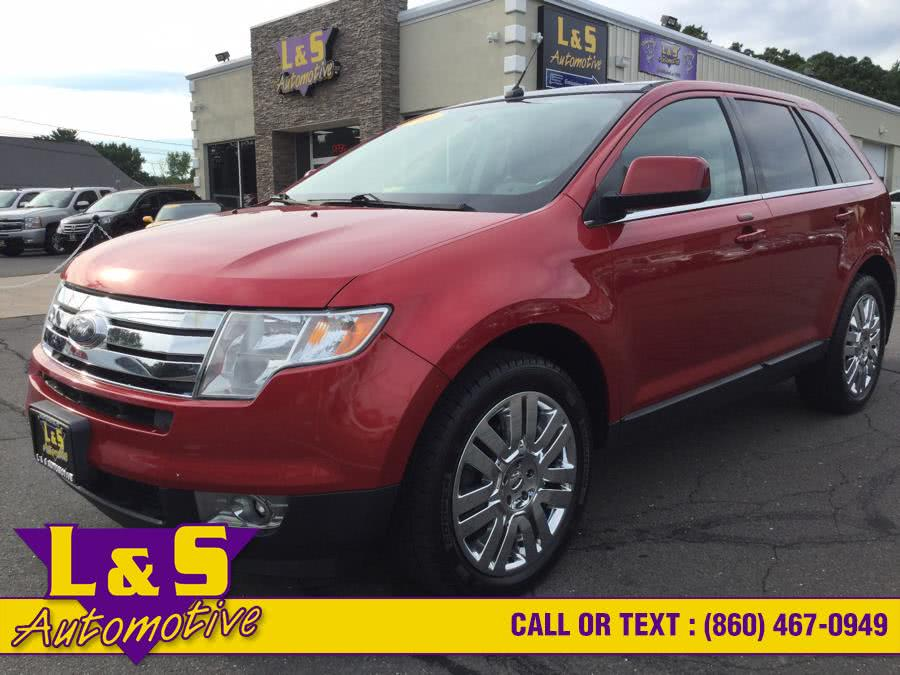 Used Ford Edge 4dr Limited AWD 2010 | L&S Automotive LLC. Plantsville, Connecticut
