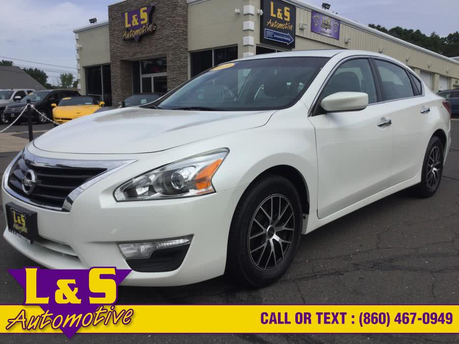 Used 2013 Nissan Altima in Plantsville, Connecticut | L&S Automotive LLC. Plantsville, Connecticut