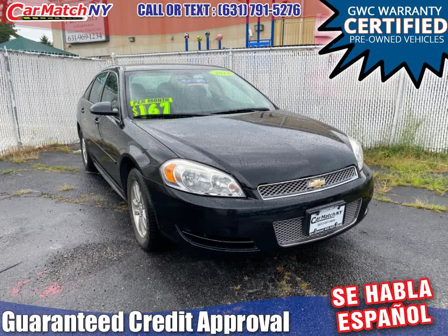 Used 2013 Chevrolet Impala in Bayshore, New York | Carmatch NY. Bayshore, New York