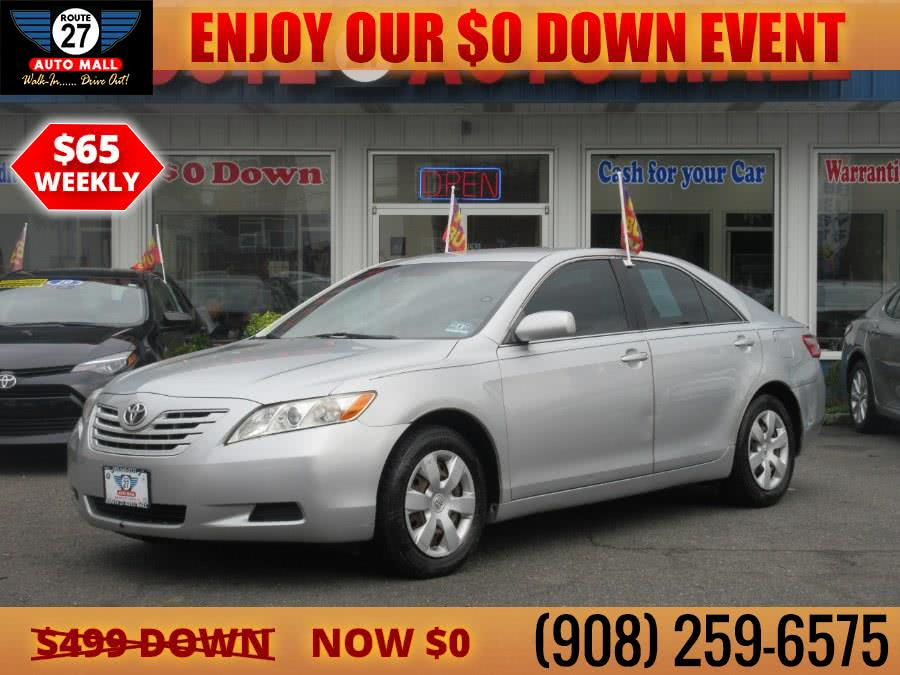 Used 2007 Toyota Camry in Linden, New Jersey | Route 27 Auto Mall. Linden, New Jersey