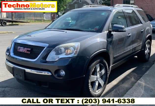 Used 2011 GMC Acadia in Danbury , Connecticut | Techno Motors . Danbury , Connecticut