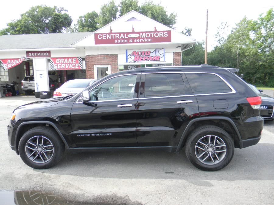 Used 2017 Jeep Grand Cherokee in Southborough, Massachusetts | M&M Vehicles Inc dba Central Motors. Southborough, Massachusetts