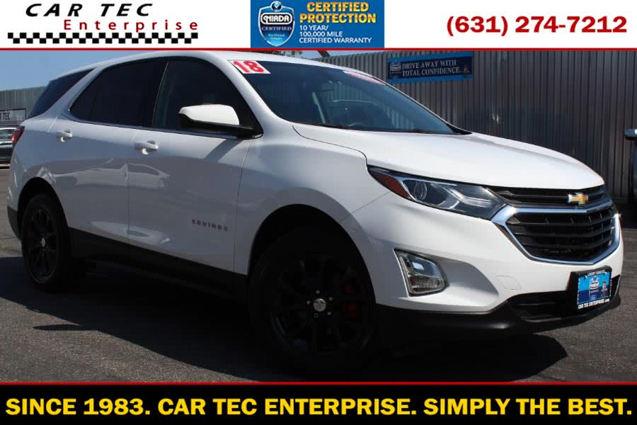 Used 2018 Chevrolet Equinox in Deer Park, New York | Car Tec Enterprise Leasing & Sales LLC. Deer Park, New York