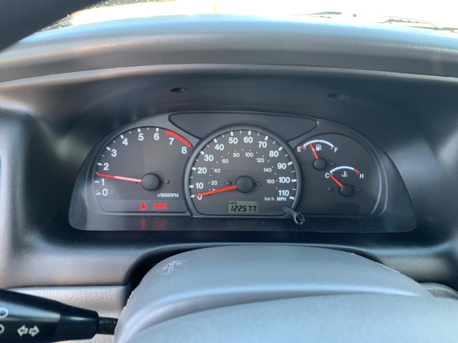 2002 Suzuki XL7 photo