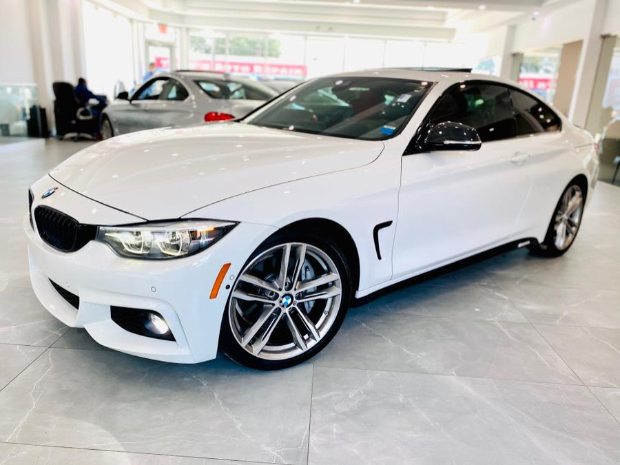 Used BMW 4 Series 440i Coupe 2018 | Luxury Motor Club. Franklin Square, New York