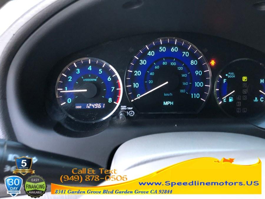 Used Toyota Sienna 5dr 7-Pass Van CE FWD 2009   Speedline Motors. Garden Grove, California