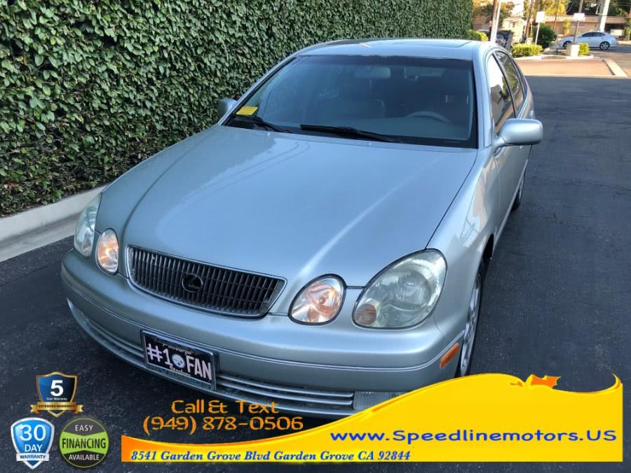 Used 2000 Lexus GS 300 in Garden Grove, California | Speedline Motors. Garden Grove, California