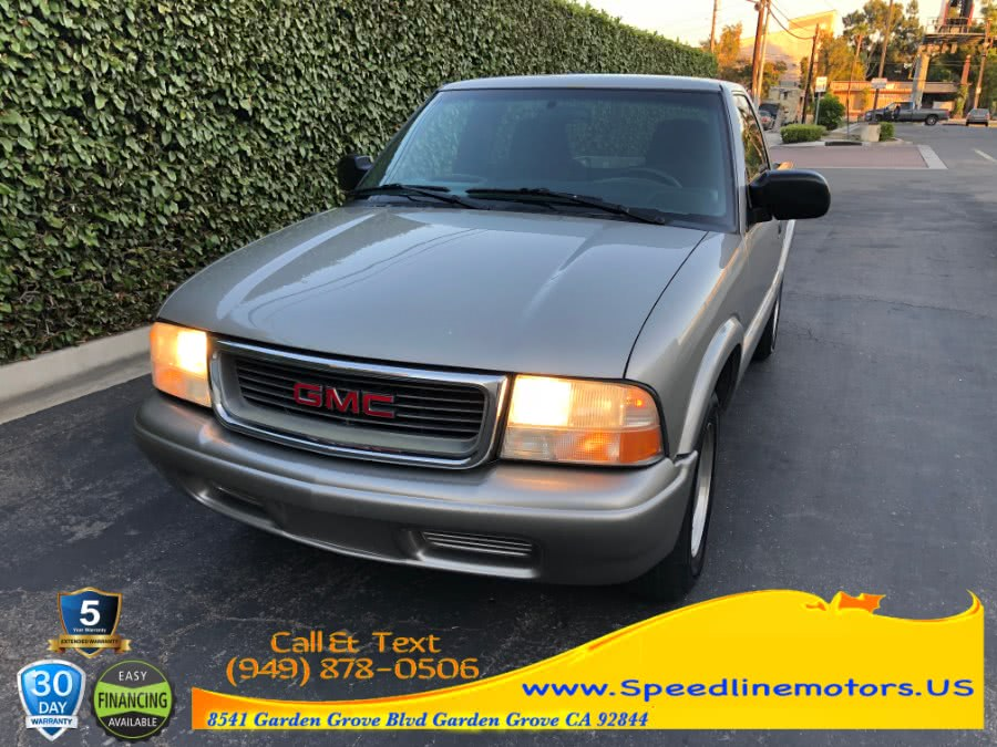 Used 2002 GMC Sonoma in Garden Grove, California | Speedline Motors. Garden Grove, California
