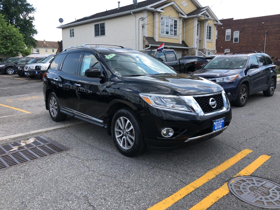 Used Nissan Pathfinder 4WD 4dr SV 2014 | Route 46 Auto Sales Inc. Lodi, New Jersey