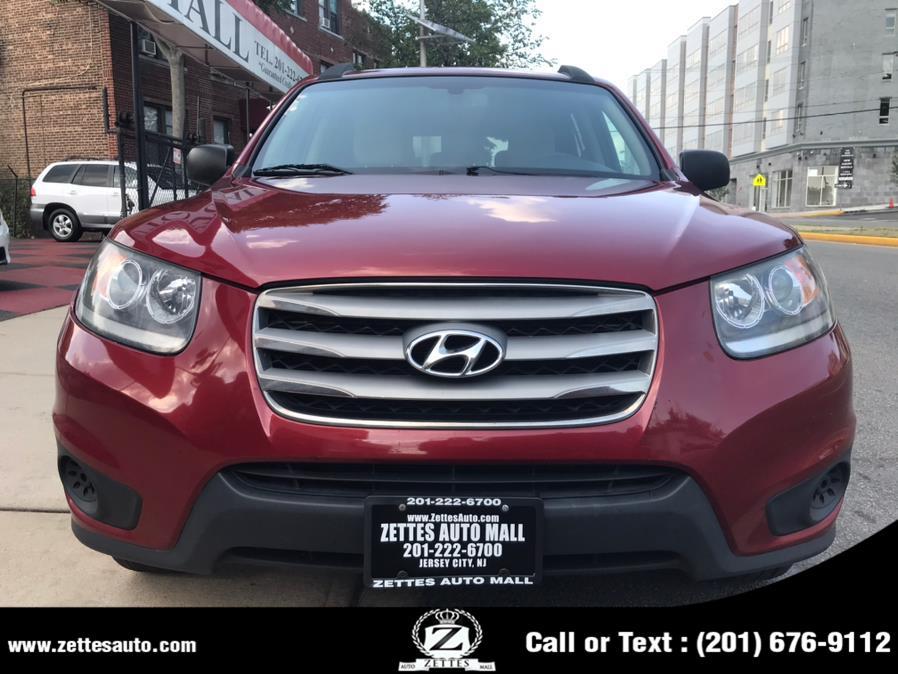 Used Hyundai Santa Fe FWD 4dr I4 GLS 2012   Zettes Auto Mall. Jersey City, New Jersey