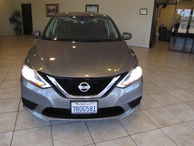 Used Nissan Sentra 4dr Sdn I4 CVT SV 2016 | Auto Network Group Inc. Placentia, California
