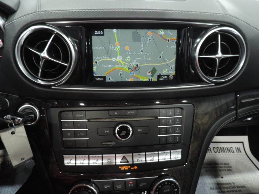 Used Mercedes-Benz SL SL 550 Roadster 2017 | Auto Gallery. Lodi, New Jersey