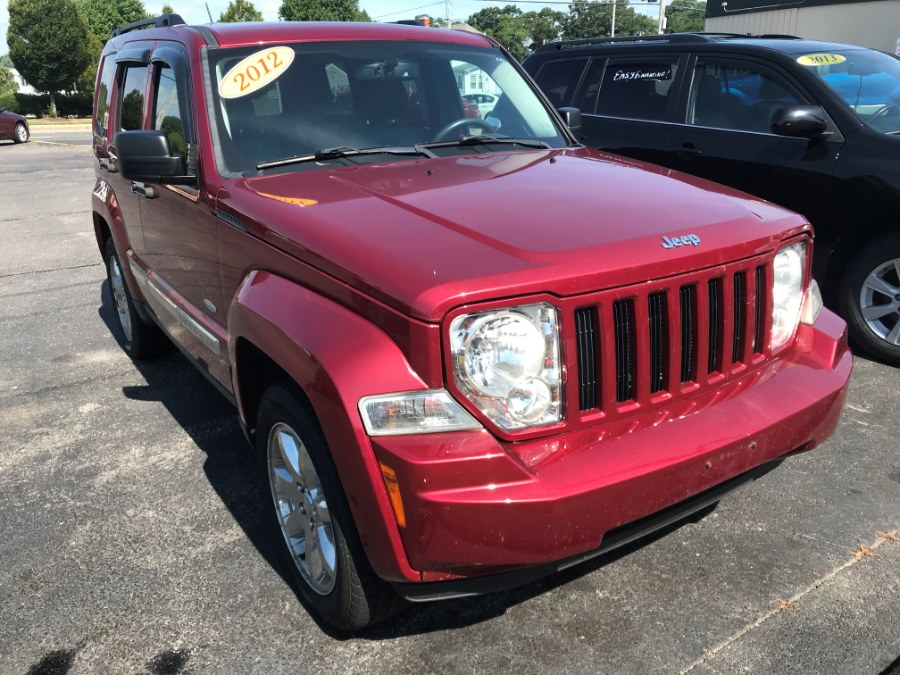 Used 2012 Jeep Liberty in Warwick, Rhode Island | Premier Automotive Sales. Warwick, Rhode Island