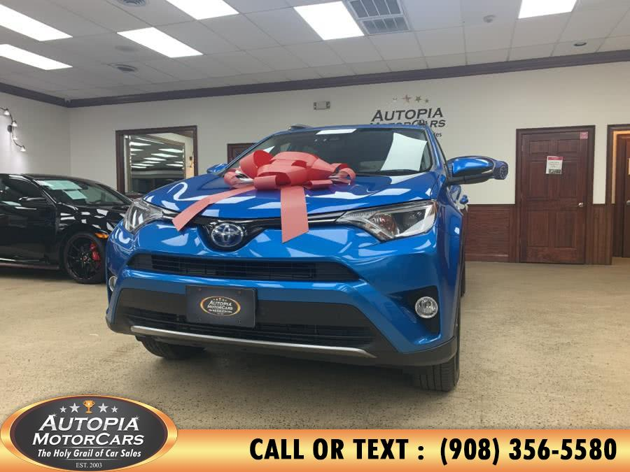Used 2018 Toyota RAV4 in Union, New Jersey | Autopia Motorcars Inc. Union, New Jersey