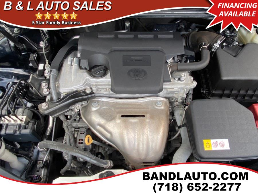 Used Toyota Camry LE Auto 2017 | B & L Auto Sales LLC. Bronx, New York