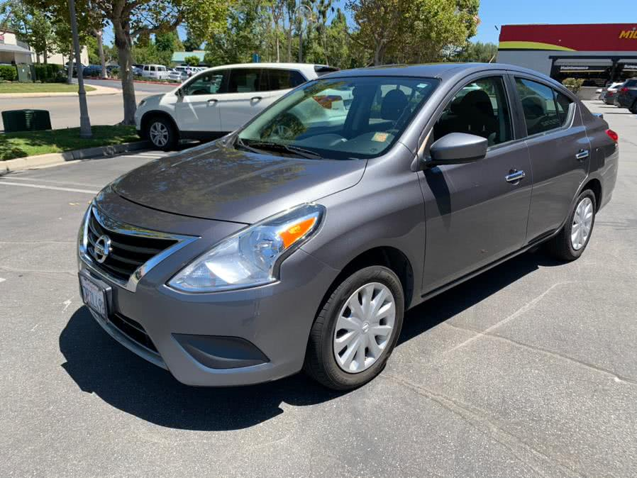 Used 2016 Nissan Versa in Lake Forest, California | Carvin OC Inc. Lake Forest, California