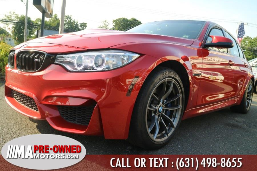 Used BMW M3 Sedan 2017 | M & A Motors. Huntington, New York