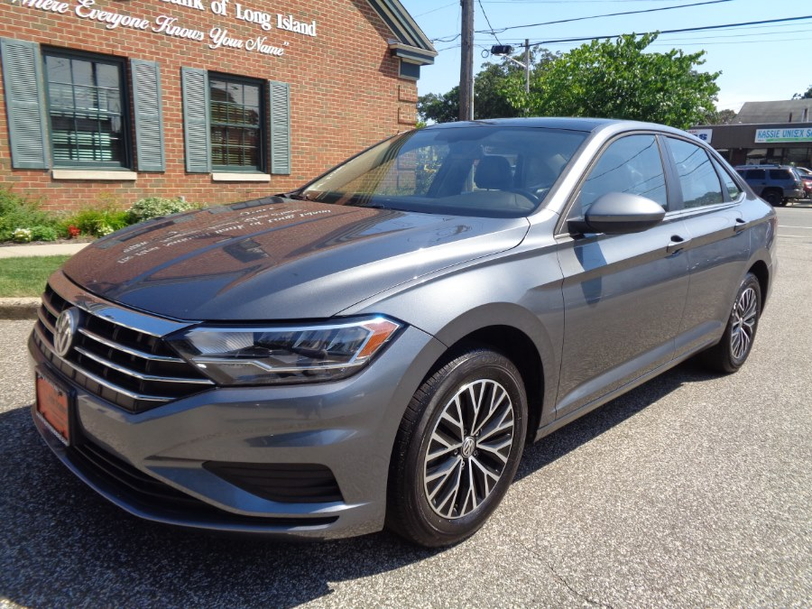 Used Volkswagen Jetta SE Auto w/SULEV 2019 | NY Auto Traders. Valley Stream, New York