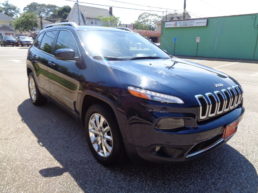 Used Jeep Cherokee 4WD 4dr Limited 2015 | NY Auto Traders. Valley Stream, New York