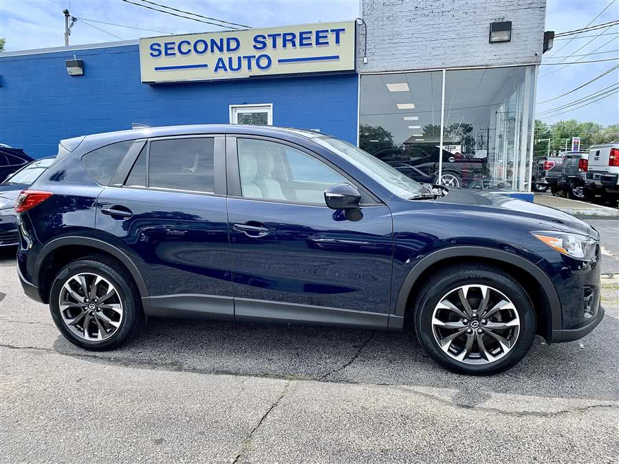 Used 2016 Mazda Cx-5 in Manchester, New Hampshire | Second Street Auto Sales Inc. Manchester, New Hampshire