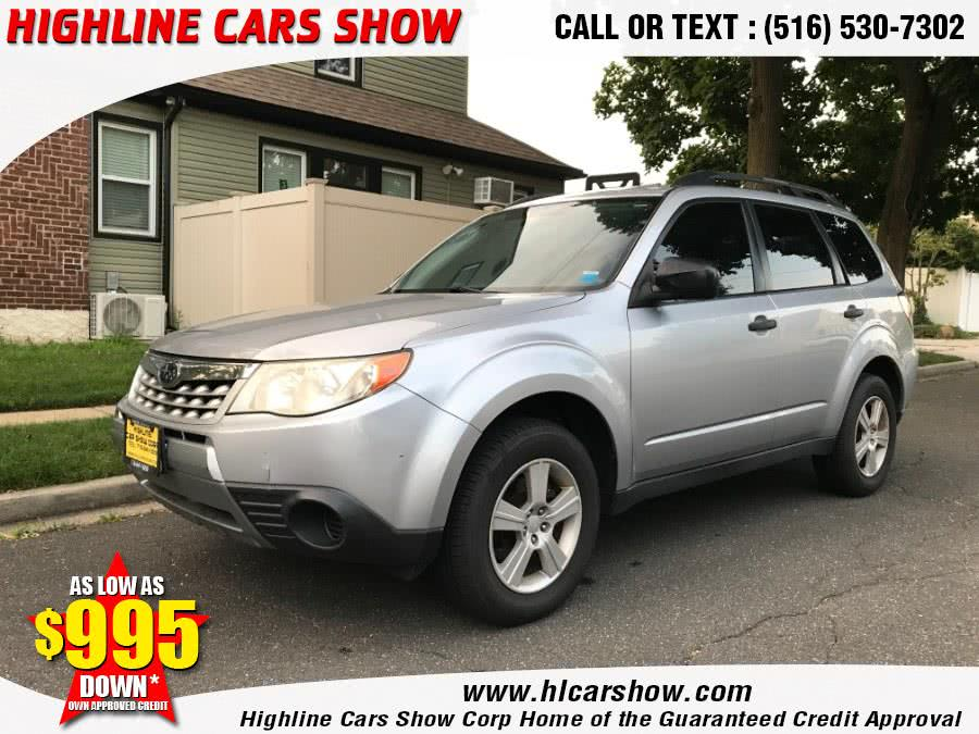Used 2013 Subaru Forester in West Hempstead, New York | Highline Cars Show Corp. West Hempstead, New York