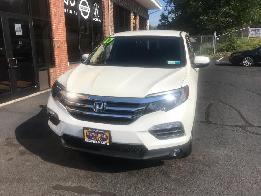 Used 2017 Honda Pilot in Middletown, Connecticut | Newfield Auto Sales. Middletown, Connecticut