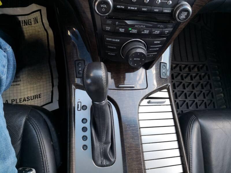 Used Acura MDX AWD 4dr Advance Pkg 2012 | Prestige Motor Sales Inc. Brooklyn, New York