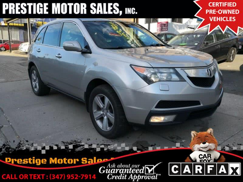 Used Acura MDX AWD 4dr Advance Pkg 2012 | Prestige Motor Sales Inc. Brooklyn, New York