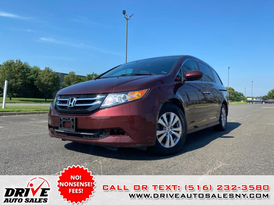 Used 2017 Honda Odyssey in Bayshore, New York | Drive Auto Sales. Bayshore, New York