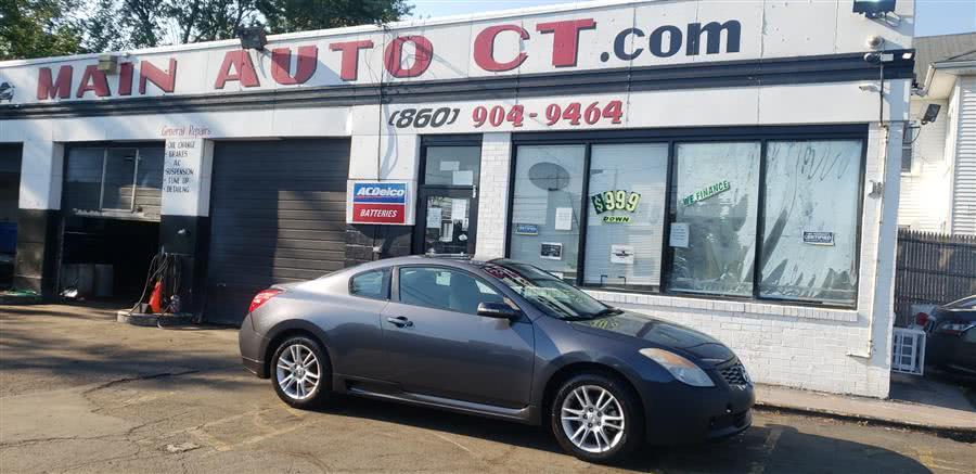 Used 2008 Nissan Altima in Hartford, Connecticut | Main Auto Sales LLC. Hartford, Connecticut