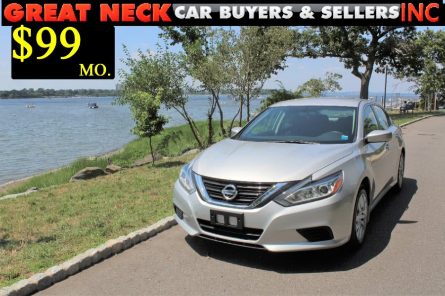 Used 2017 Nissan Altima in Great Neck, New York