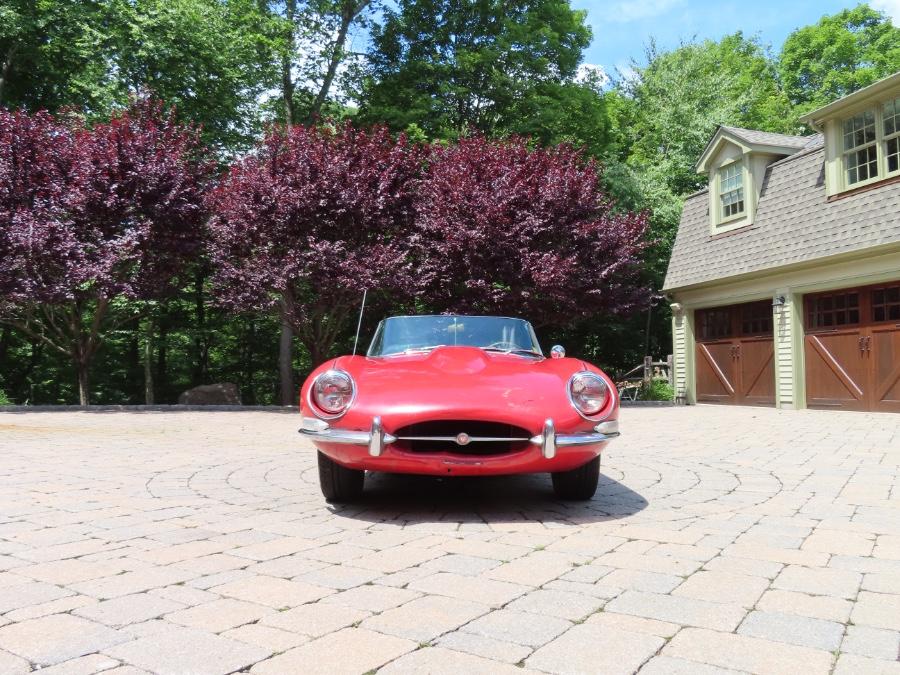 Used Jaguar XKE Roadster 1967 | Meccanic Shop North Inc. North Salem, New York