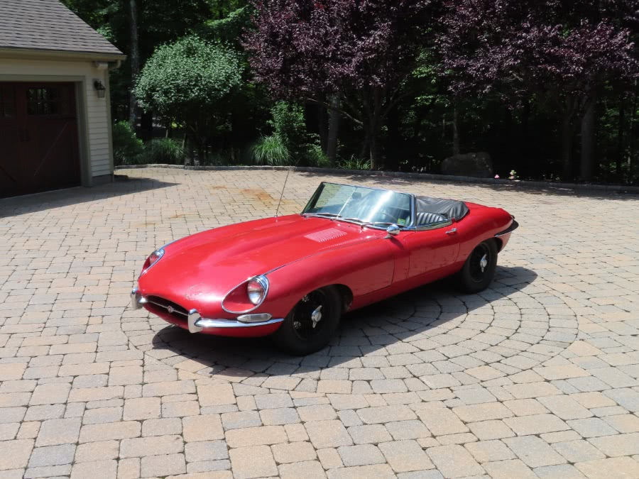 Used 1967 Jaguar XKE in North Salem, New York | Meccanic Shop North Inc. North Salem, New York