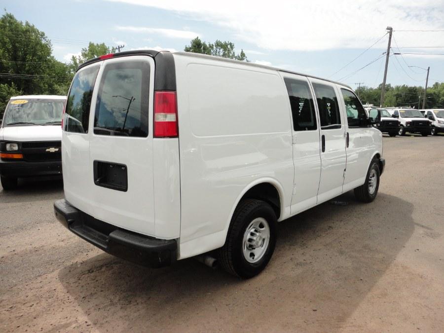 "Used Chevrolet Express Cargo Van RWD 2500 135"" 2014 | International Motorcars llc. Berlin, Connecticut"