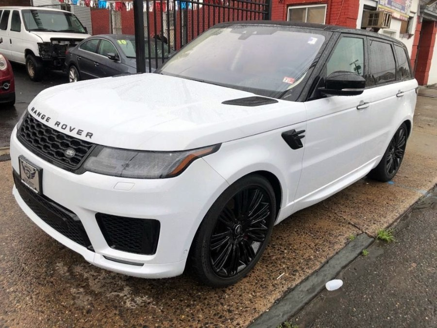 Used Land Rover Range Rover Sport V6 Supercharged HSE Dynamic *Ltd Avail* 2019 | MFG Prestige Auto Group. Paterson, New Jersey