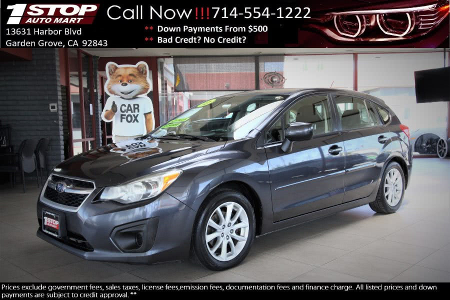 Used 2013 Subaru Impreza Wagon in Garden Grove, California | 1 Stop Auto Mart Inc.. Garden Grove, California