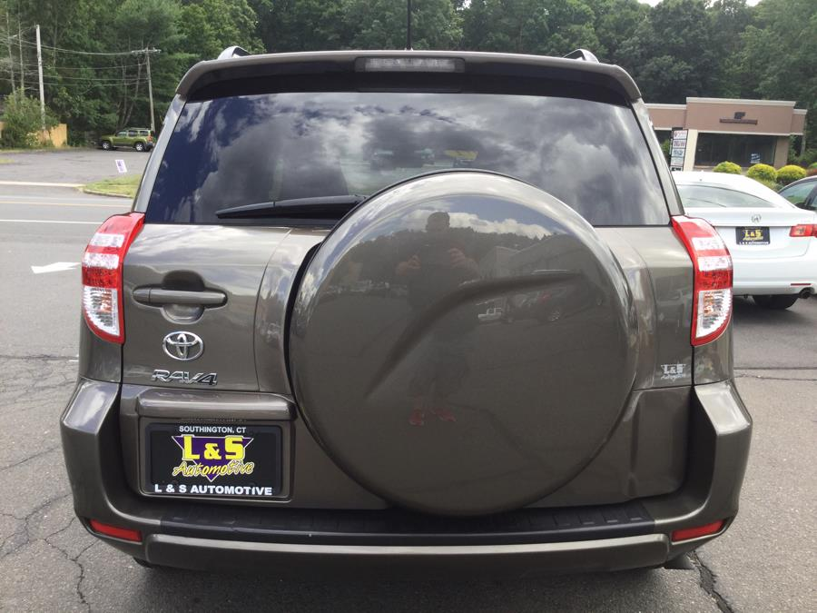 Used Toyota RAV4 4dr 4-cyl 4-Spd AT (Natl) 2011   L&S Automotive LLC. Plantsville, Connecticut