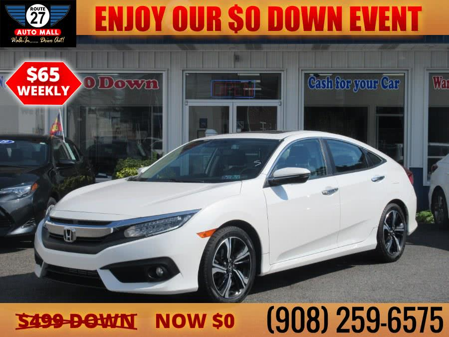Used 2017 Honda Civic Sedan in Linden, New Jersey | Route 27 Auto Mall. Linden, New Jersey
