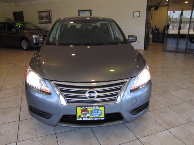 Used Nissan Sentra 4dr Sdn I4 CVT SV 2015 | Auto Network Group Inc. Placentia, California