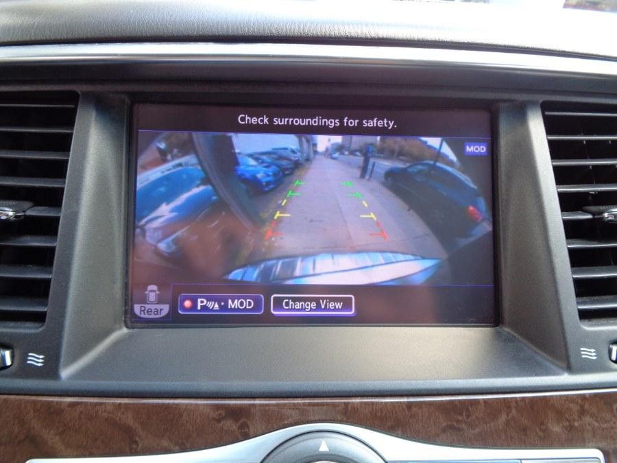 Used INFINITI QX80 4WD Rear Entertainment limited 2016 | Top Speed Motors LLC. Jamaica, New York