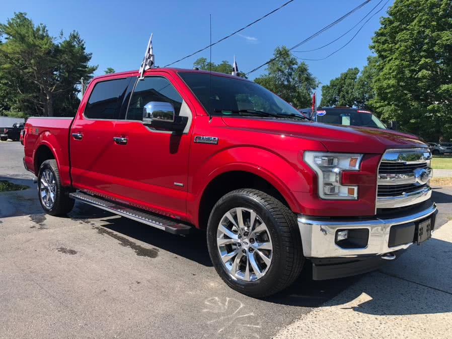 Used Ford F-150 Lariat 4WD SuperCrew 6.5'' Box 2017 | Select Cars Inc. Selden, New York