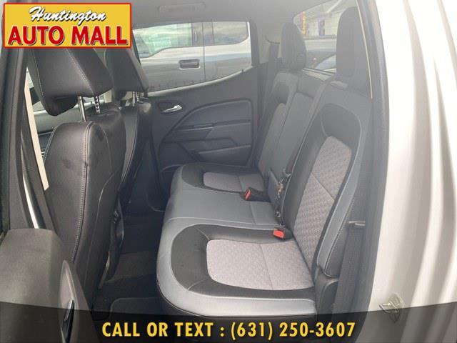 "Used Chevrolet Colorado 4WD Crew Cab 140.5"" Z71 2015   Huntington Auto Mall. Huntington Station, New York"