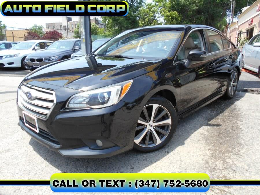 Used Subaru Legacy 4dr Sdn 2.5i Limited PZEV 2015 | Auto Field Corp. Jamaica, New York