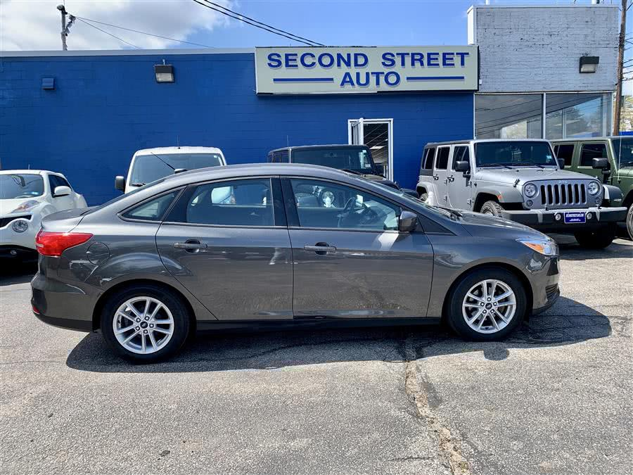Used 2018 Ford Focus in Manchester, New Hampshire | Second Street Auto Sales Inc. Manchester, New Hampshire