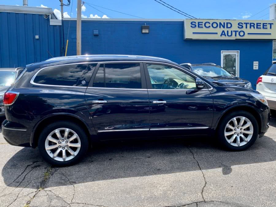 Used 2015 Buick Enclave in Manchester, New Hampshire | Second Street Auto Sales Inc. Manchester, New Hampshire