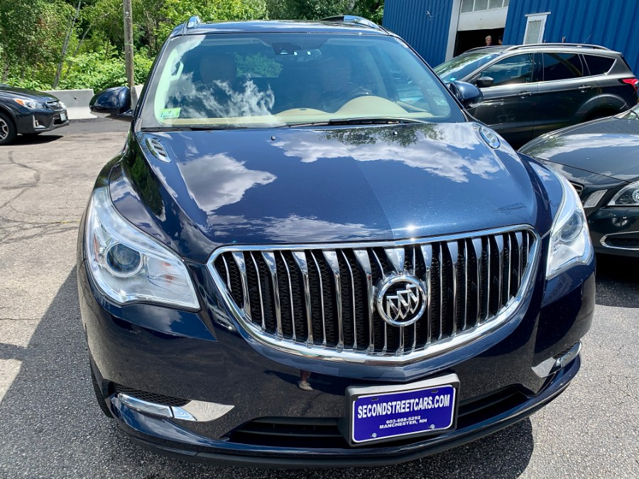 Used Buick Enclave PREMIUM 2015   Second Street Auto Sales Inc. Manchester, New Hampshire