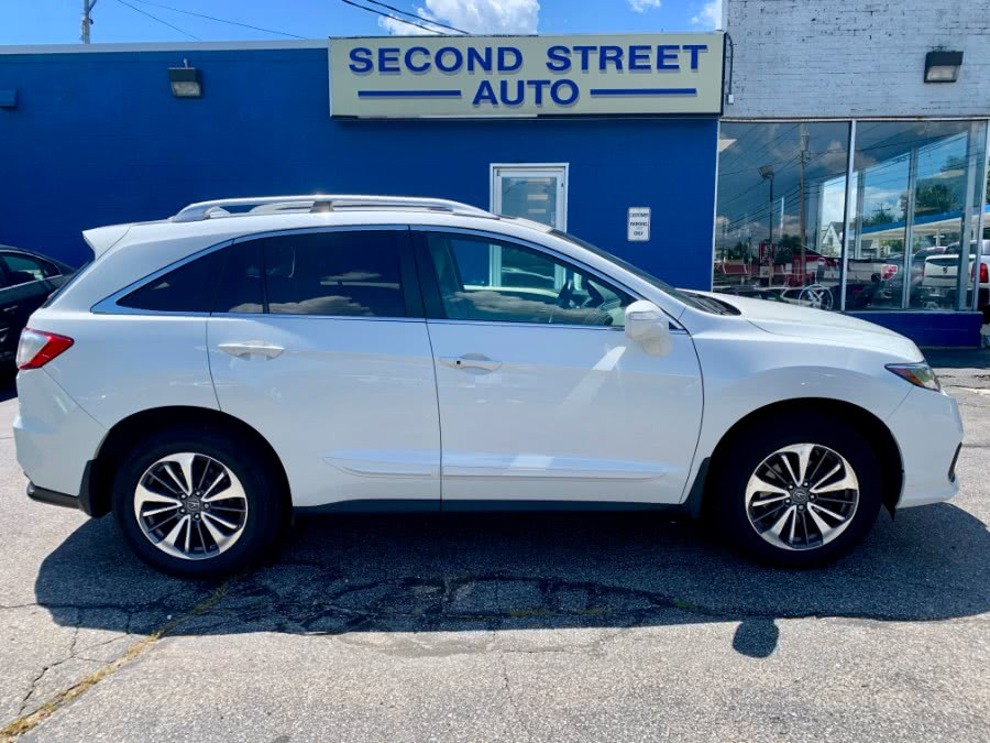Used 2017 Acura Rdx in Manchester, New Hampshire | Second Street Auto Sales Inc. Manchester, New Hampshire