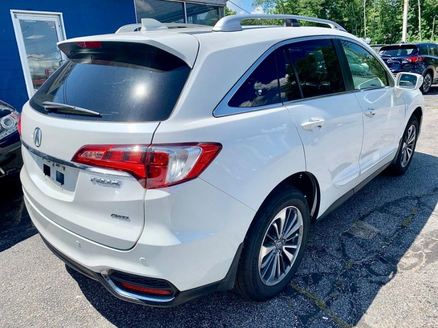 Used Acura Rdx w/Advance Pkg 2017   Second Street Auto Sales Inc. Manchester, New Hampshire