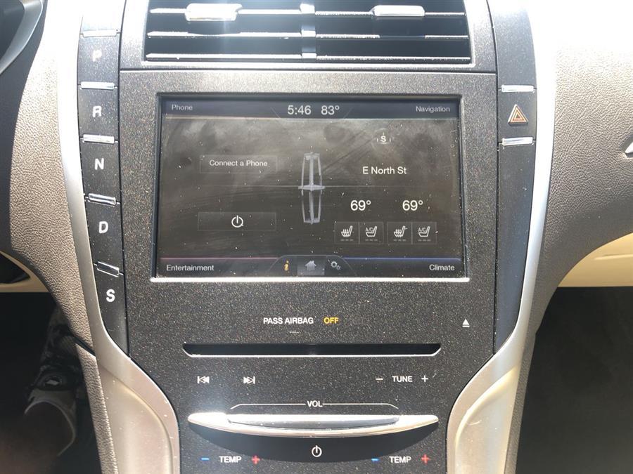 Used Lincoln MKZ 4dr Sdn AWD 2013 | Josh's All Under Ten LLC. Elida, Ohio