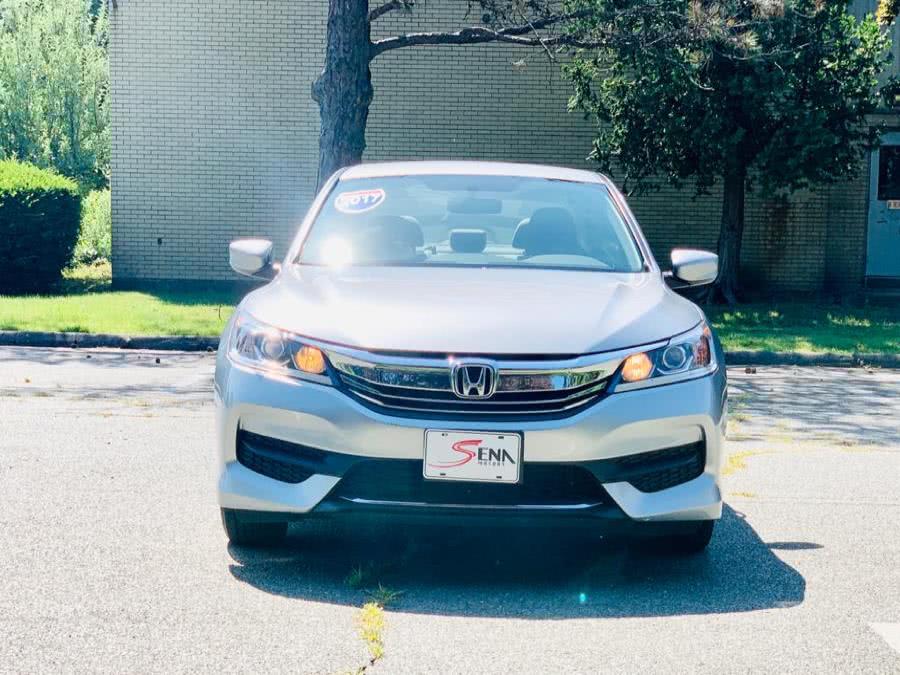 Used Honda Accord Sedan LX CVT 2017   Sena Motors Inc. Revere, Massachusetts